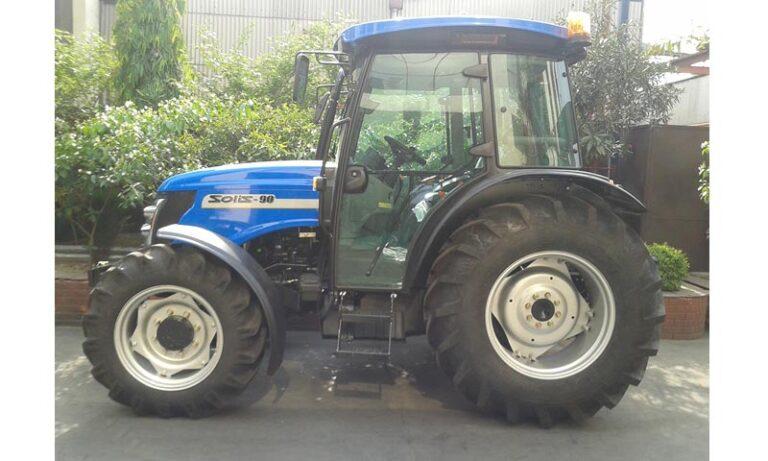 Traktor Solis 90CRDi