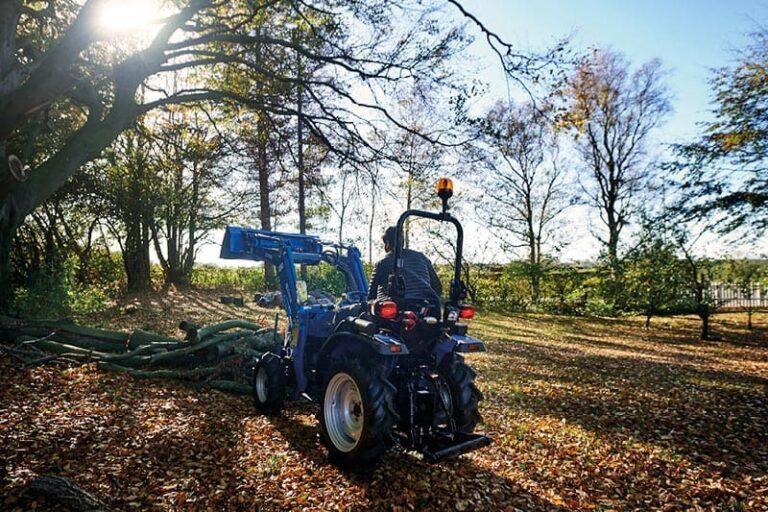 Solis 26 Traktor 07