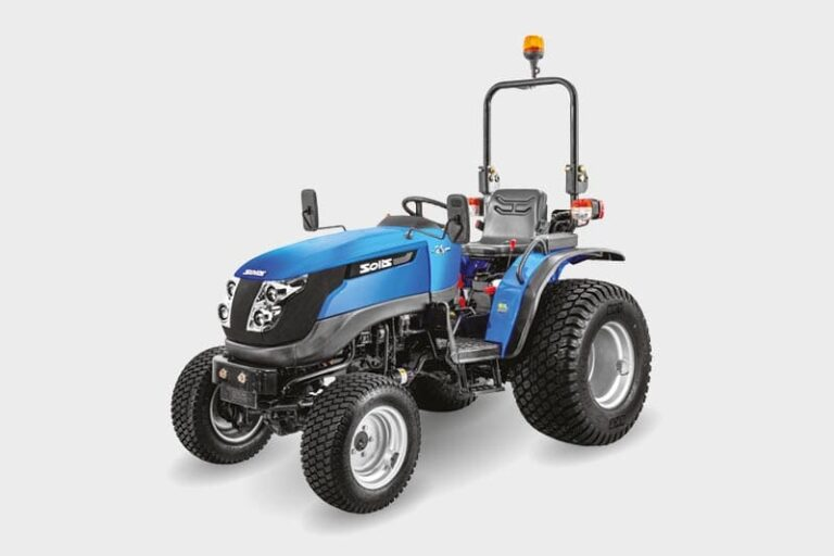 Solis 26 Traktor 09